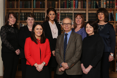 Staff at Branigan Matthews Solicitors Drogheda Co Louth